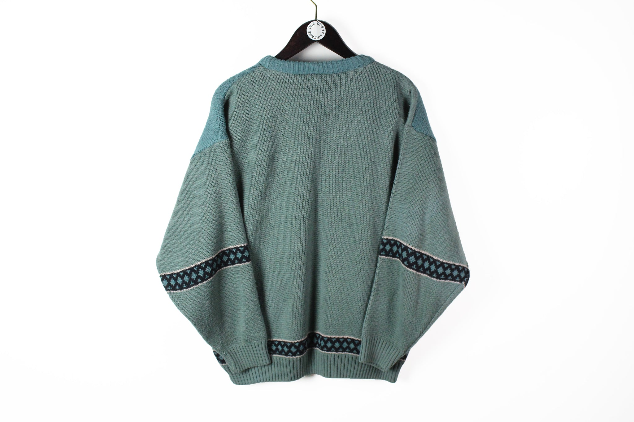 Vintage Golf Sweater Medium