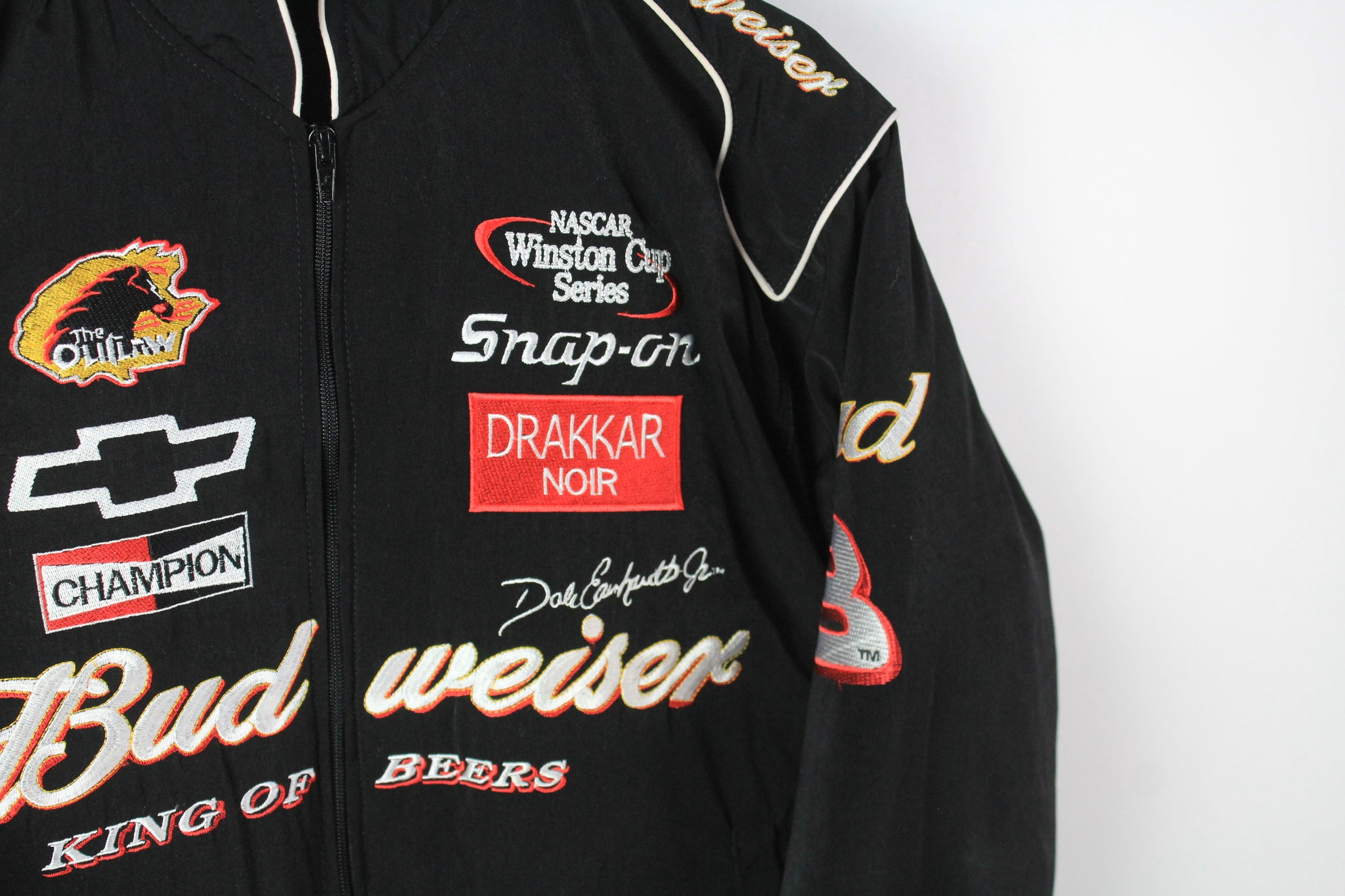 Budweiser Chevrolet Racing Jacket Small