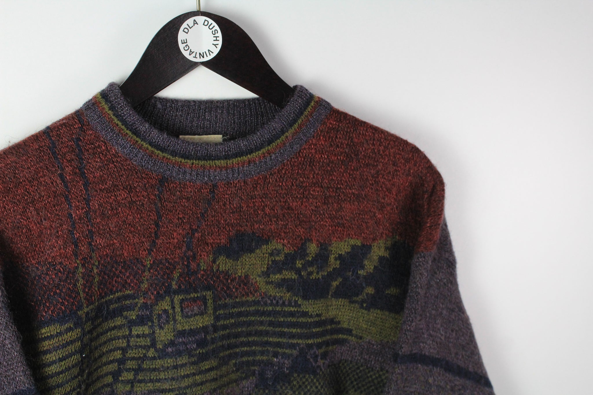 Vintage Angelo Litrico Sweater Small
