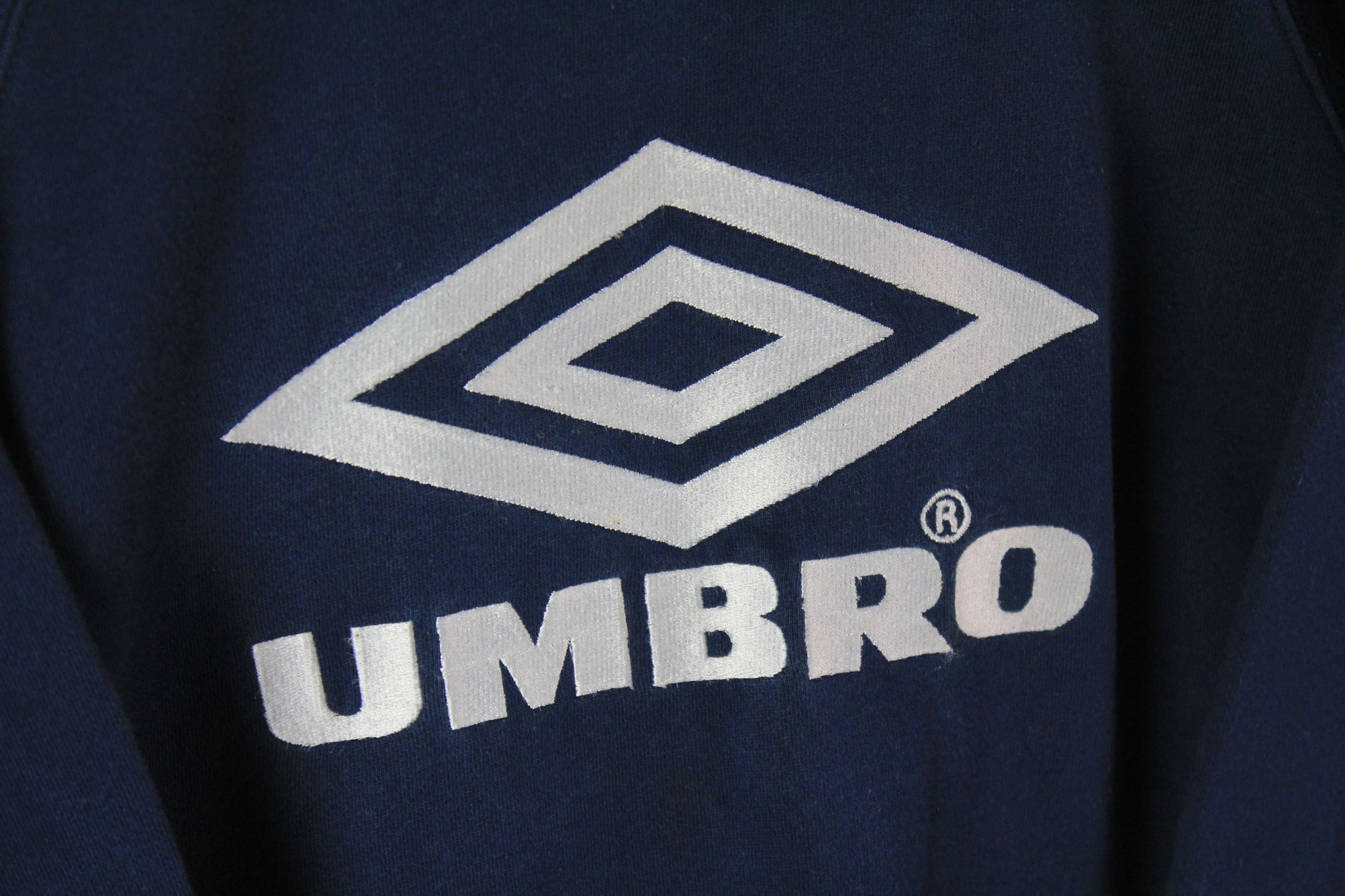 Vintage Umbro Sweatshirt Small / Medium