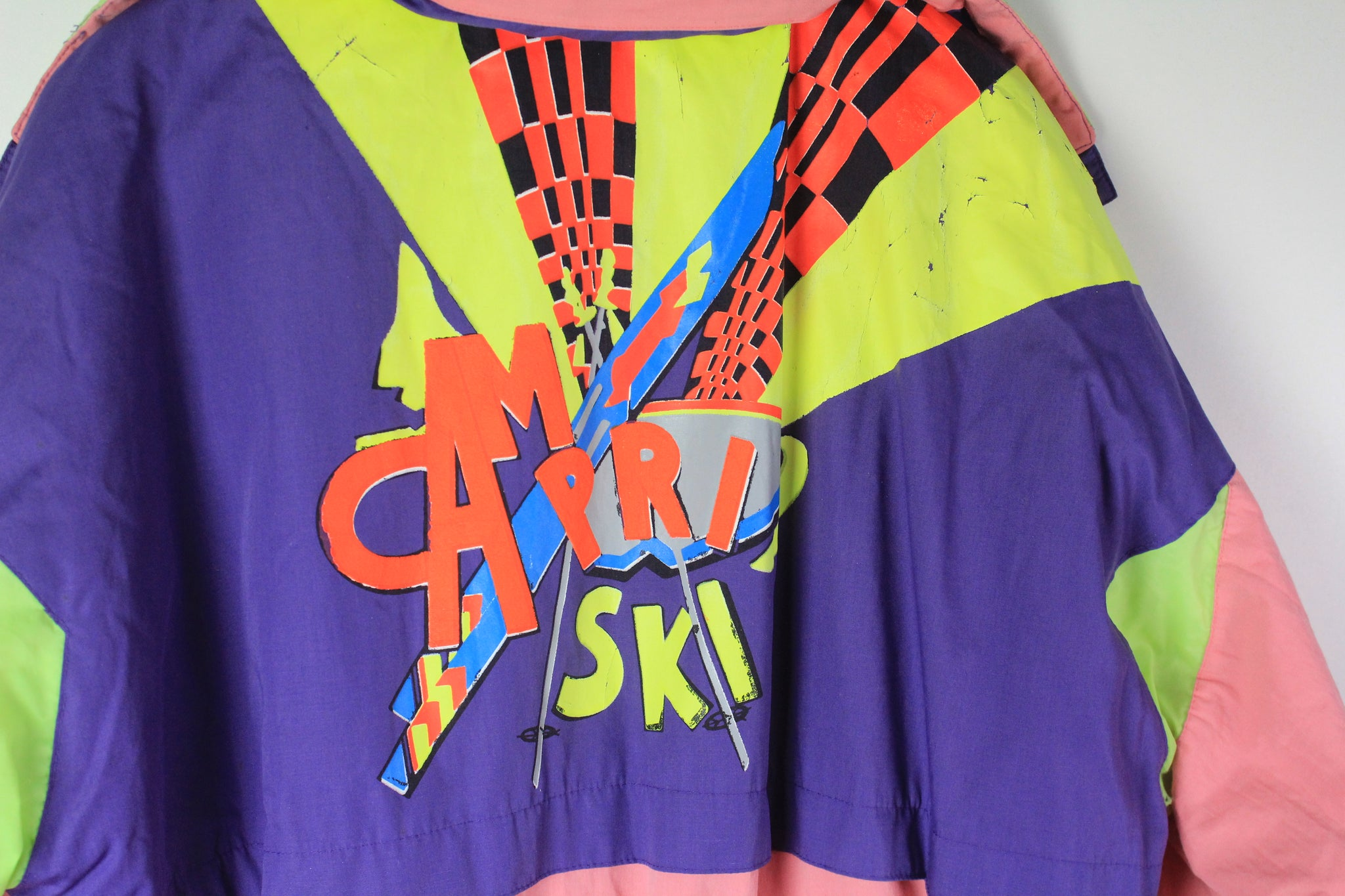 Vintage Campri Ski Suit Medium