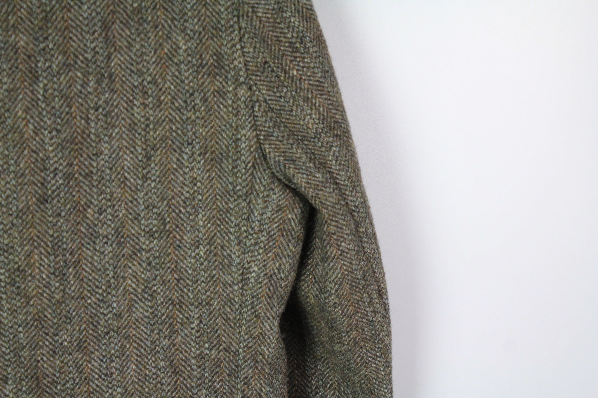 Vintage Harris Tweed Blazer XLarge