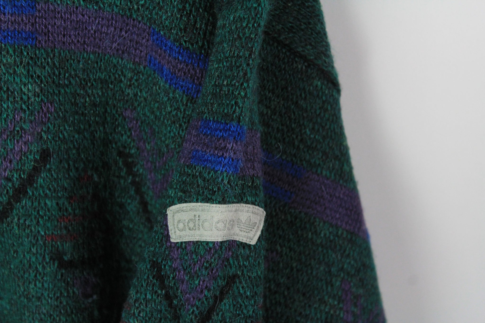 Vintage Adidas Sweater Medium