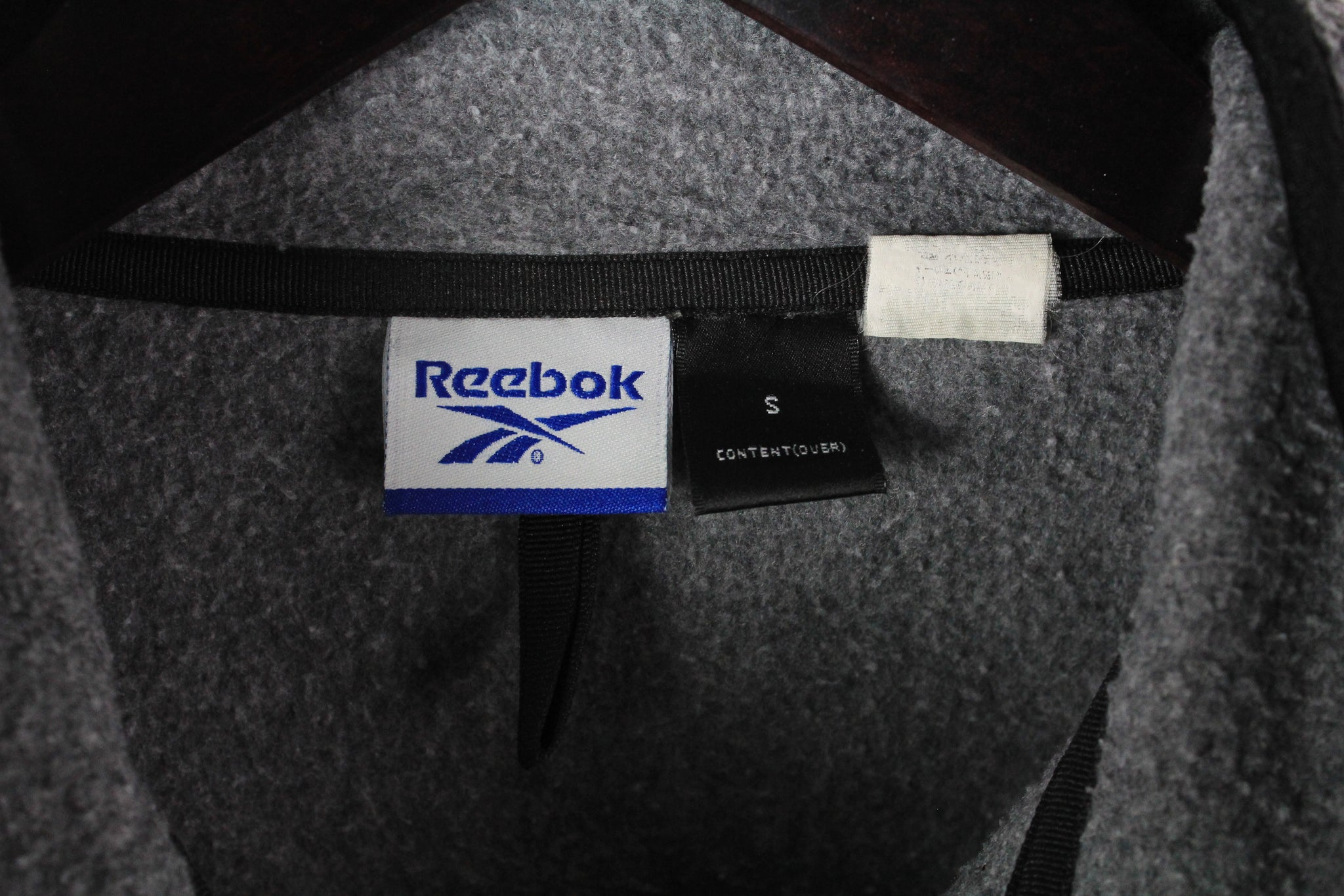 Vintage Reebok Fleece Medium