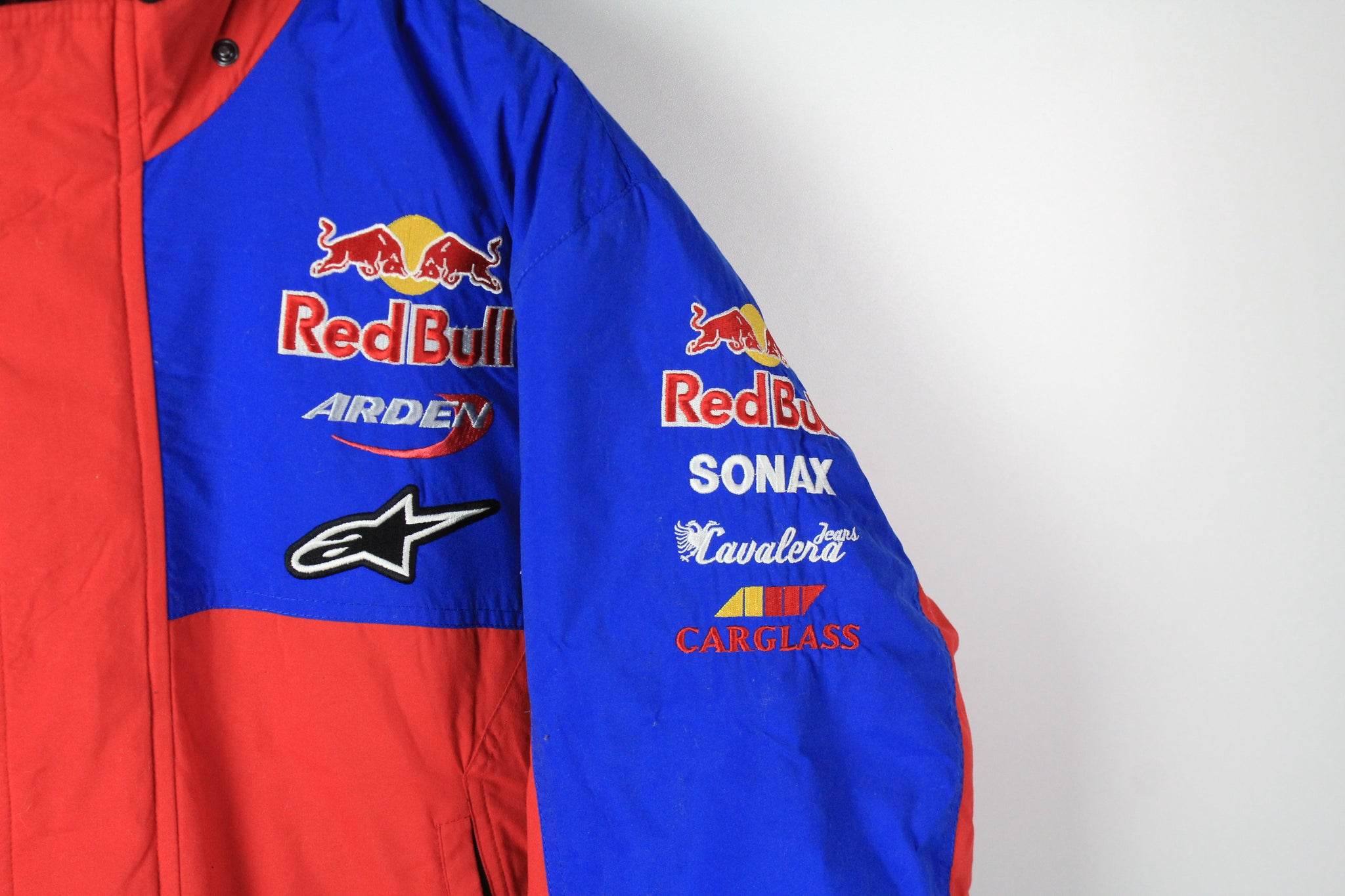 Vintage Red Bull Racing Jacket XLarge