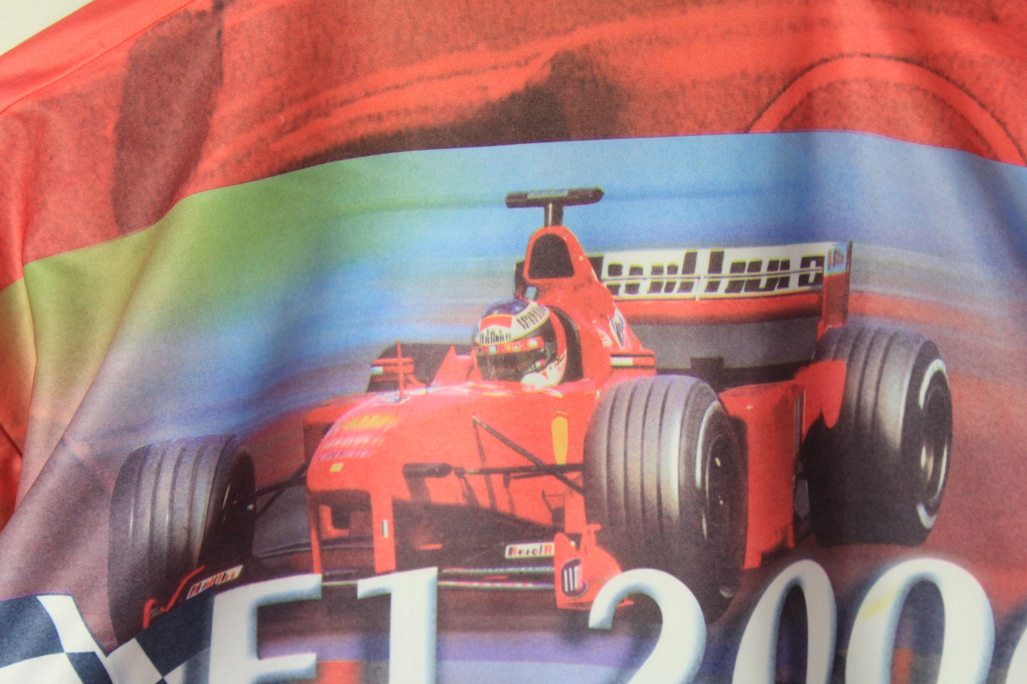 Vintage Ferrari T-Shirt Medium