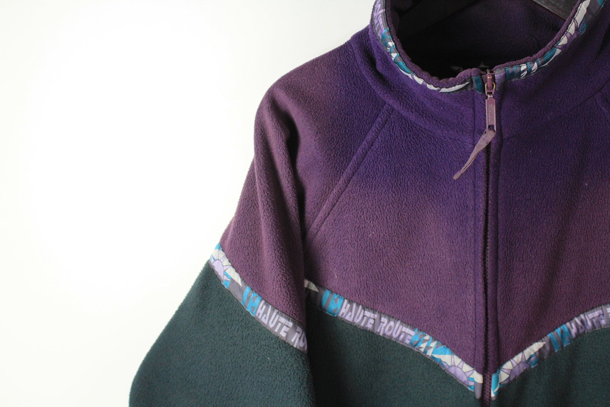 Vintage Mammut Fleece Full Zip XLarge