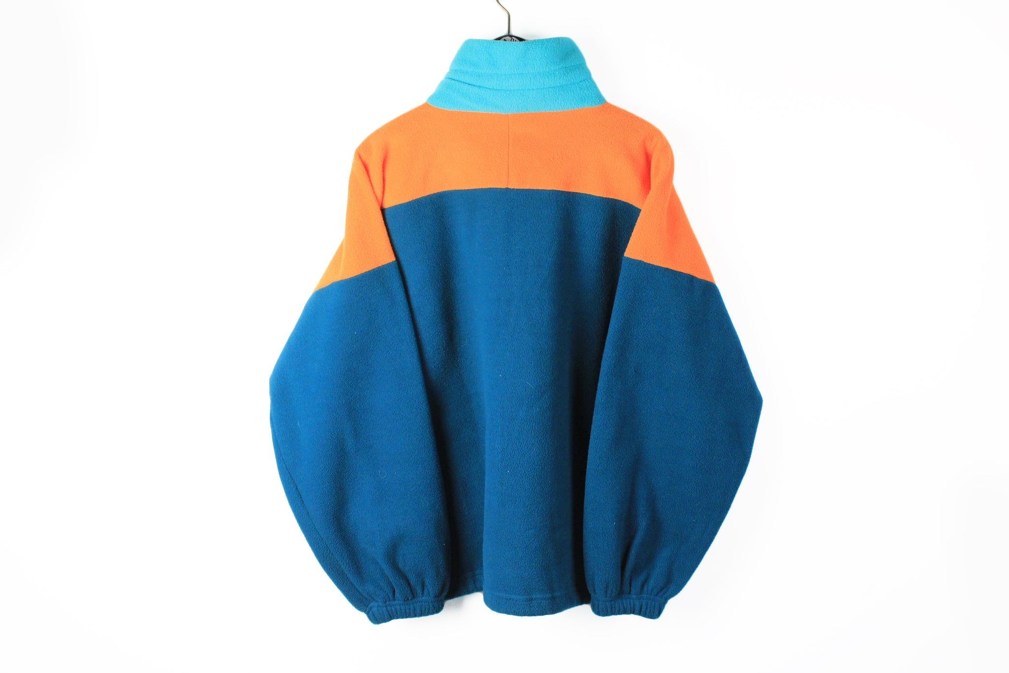 Vintage Fleece Half Zip Medium