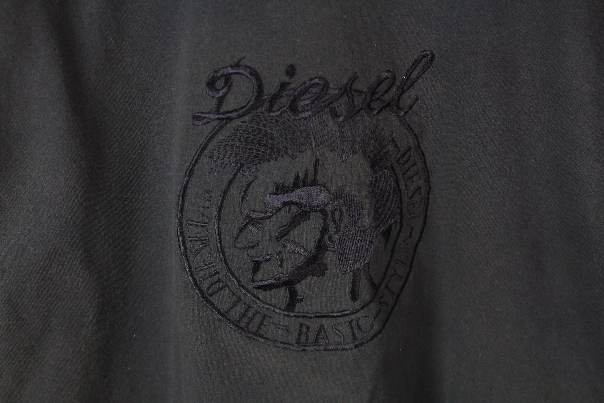 Vintage Diesel T-Shirt Medium