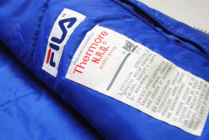 Vintage Fila Thermore Energy Ski Jacket Large
