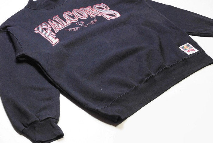 Vintage Falcons Atlanta Nutmeg Sweatshirt Large