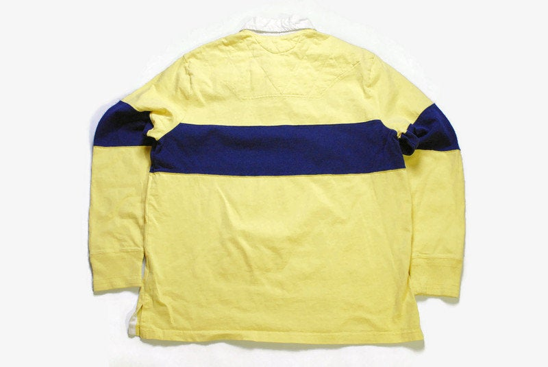 Vintage Polo By Ralph Lauren Rugby Shirt XLarge