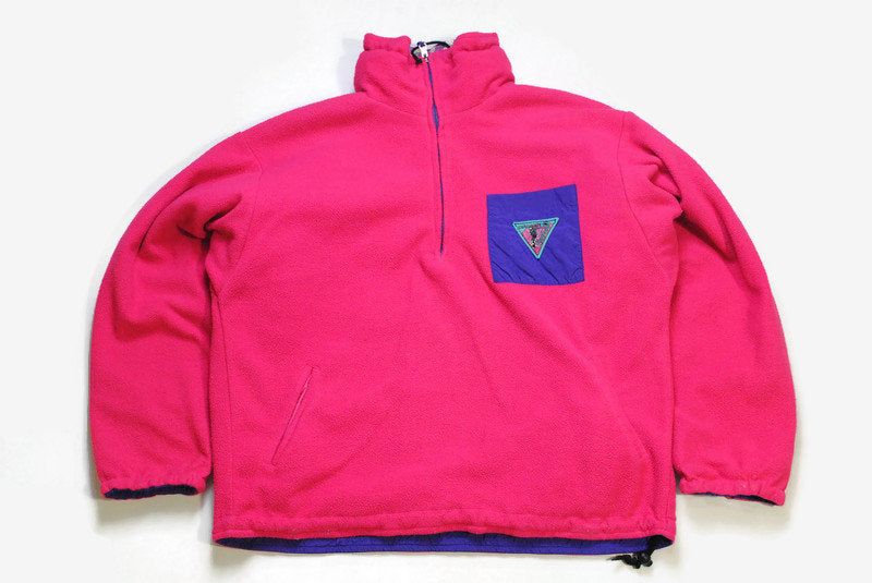 Vintage Mammut Fleece Jacket Medium