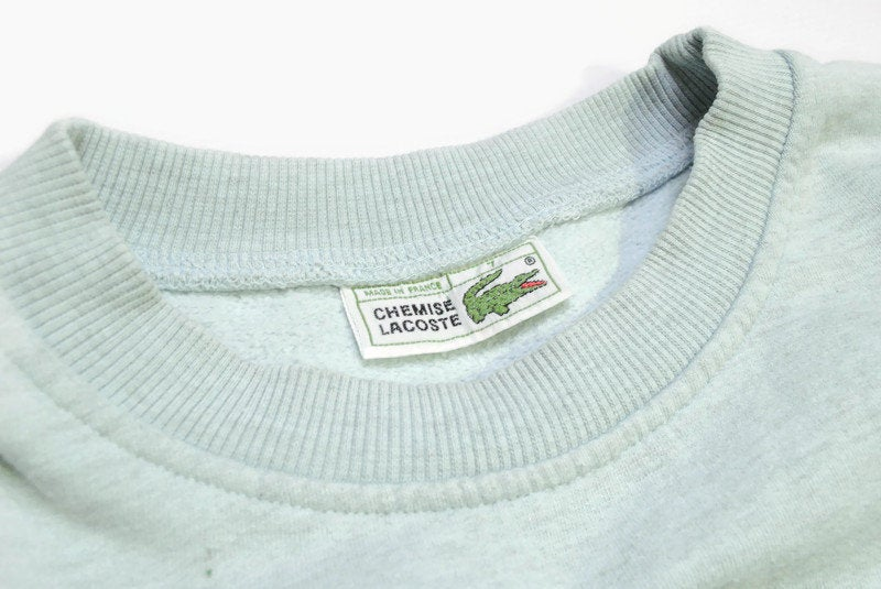 Vintage Lacoste Sweatshirt Medium / Large
