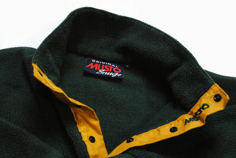 Vintage Musto Fleece Small