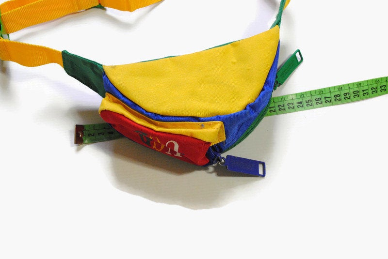 Vintage United Colors of Benetton Waist Bag