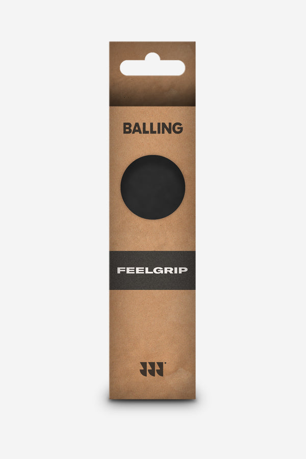 Feel Grip · Buffed Black