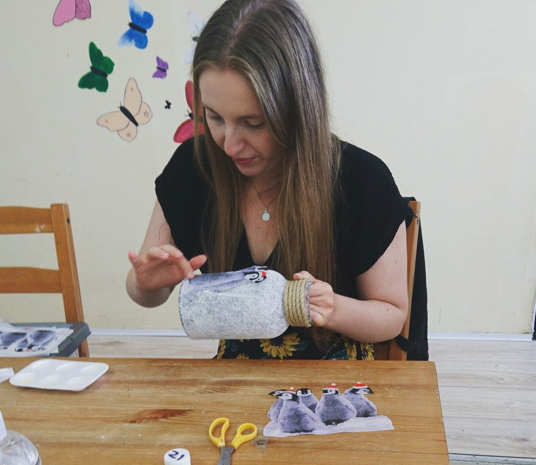 Crafting Days at Tilly Pots