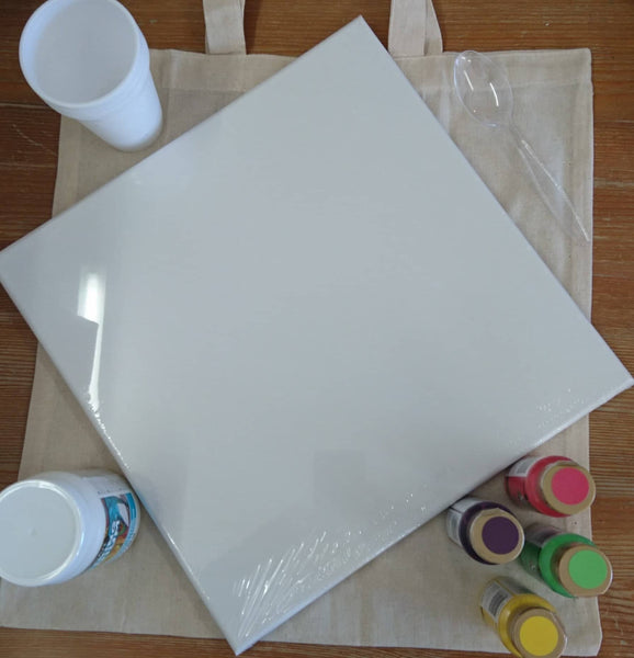 Paint Pouring Kit
