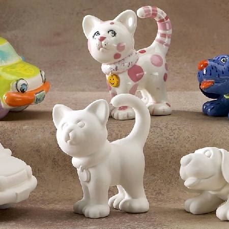 Foam Clay Pottery Kits
