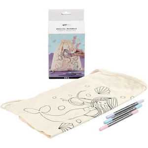Fabric Painting Bag Kit