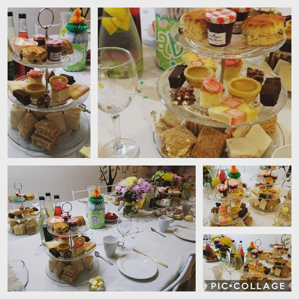 Craft Table & Afternoon Tea