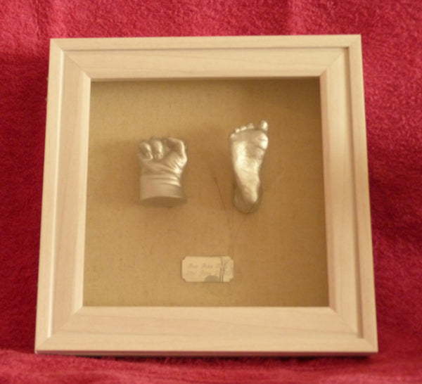 Baby Hand or Foot Casting