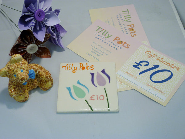Gift Cards - Ceramic Tile