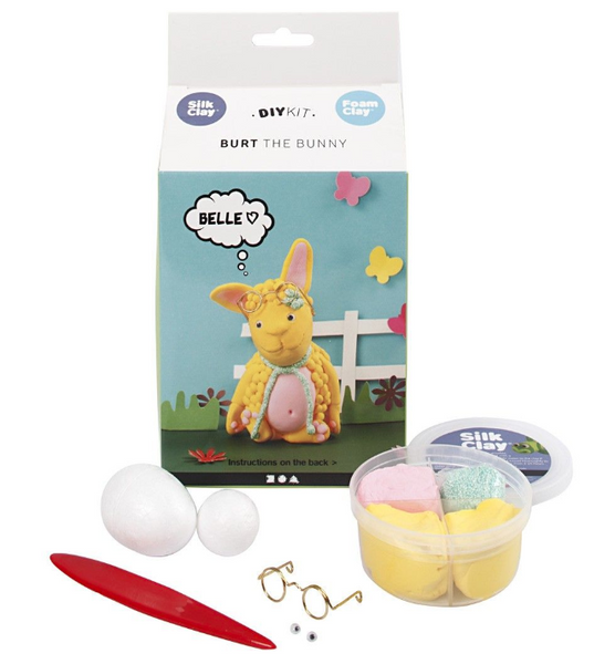 Silk/Foam Clay Kits - Animals
