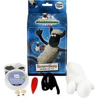 Silk/Foam Clay Kits - Shaun the Sheep