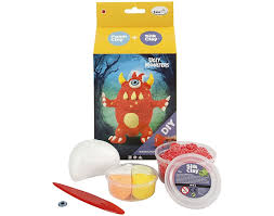 Foam Clay Ugly Monster Kit