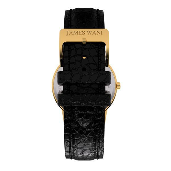 Durban Leather Strap (Gold) (4457888153659)