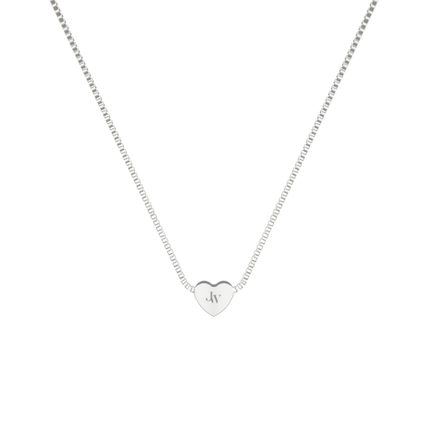 Heart Necklace (6008204558486)