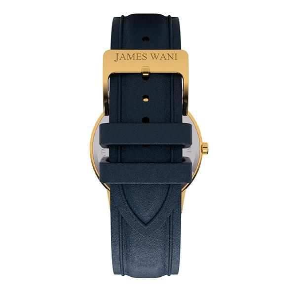 Washington Leather Strap (Gold) (4457797484603)