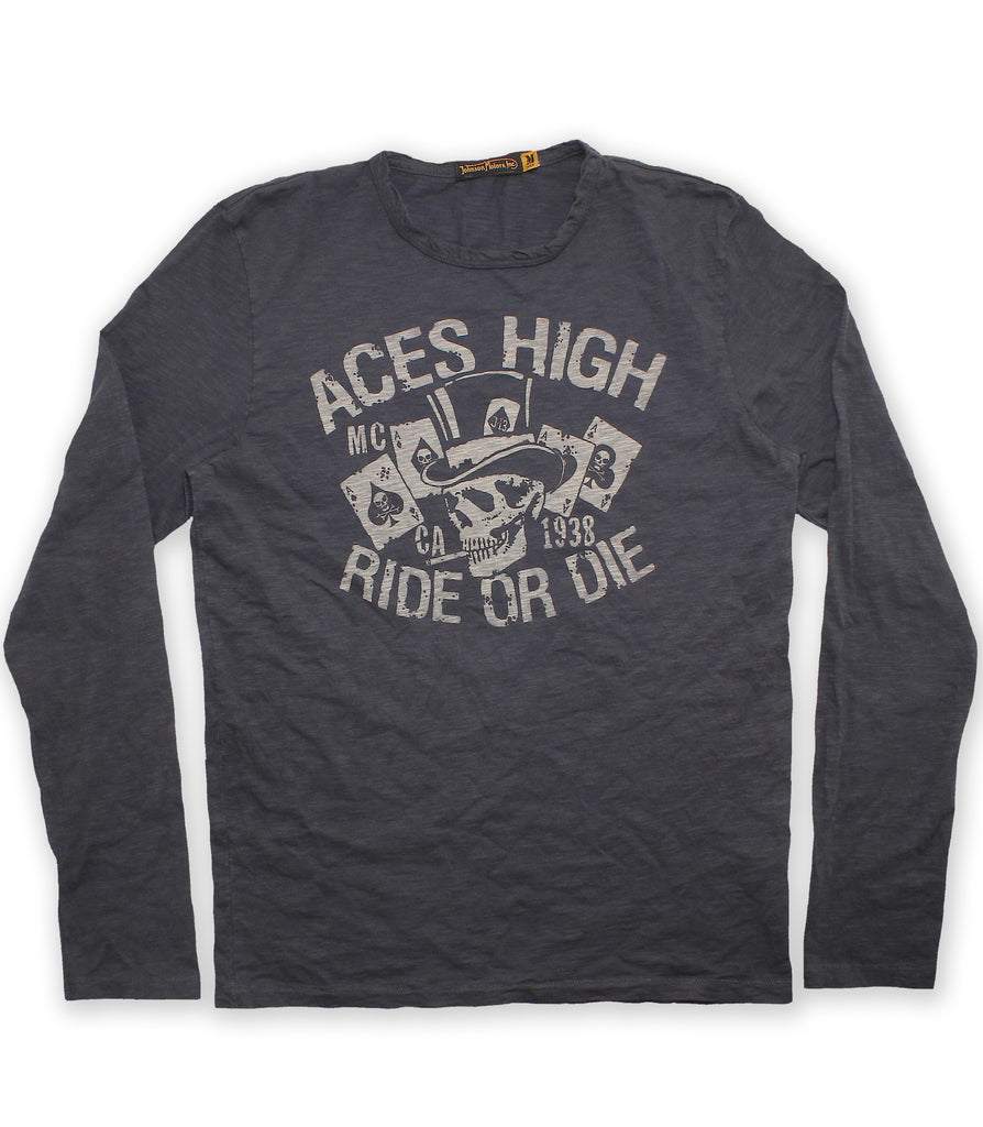 Aces High Longsleeve
