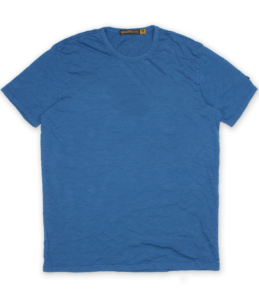 Air Force Blue Crew Neck Tee