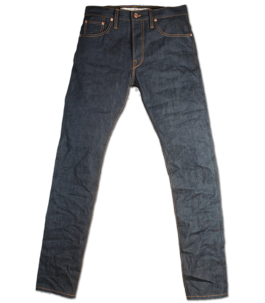 Blue Line Selvedge