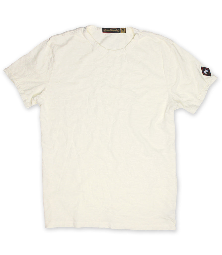 Blank Dirty White Tee