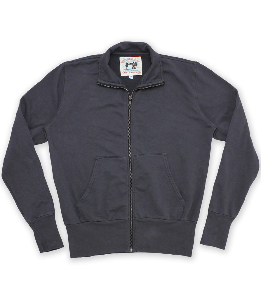 Blank Gunship Grey Full Zip