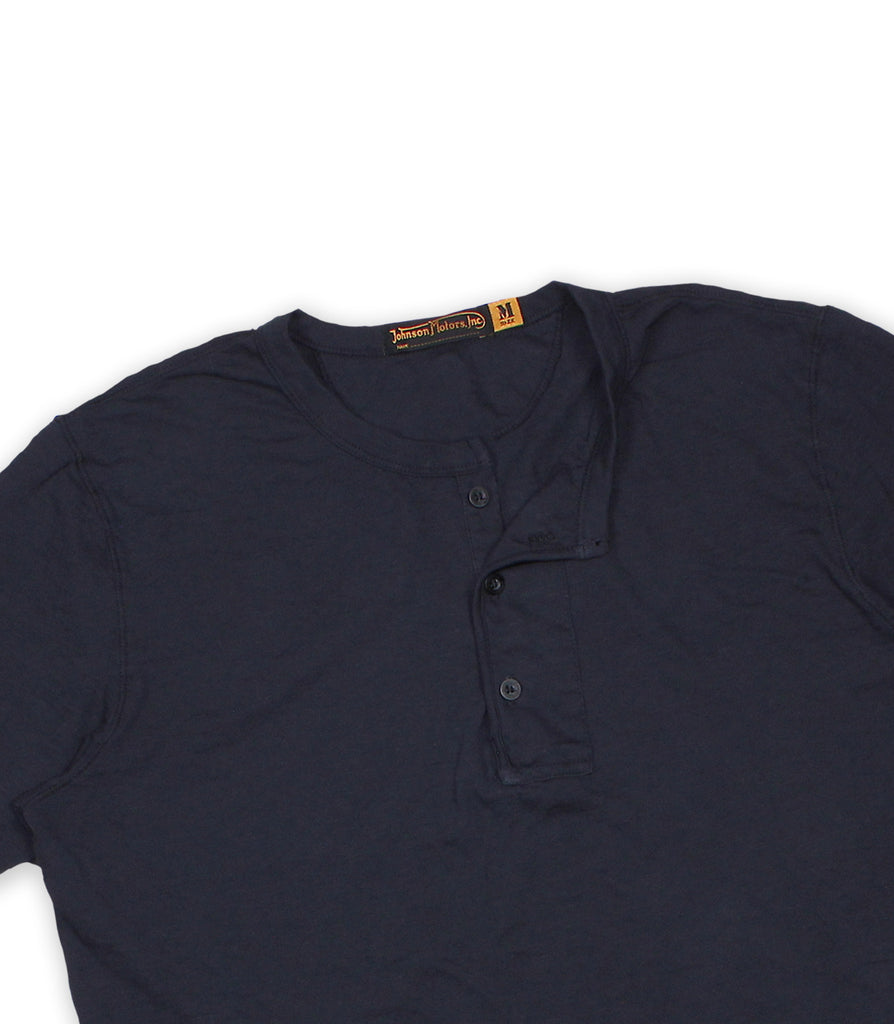 1849 Henley Oiled Black