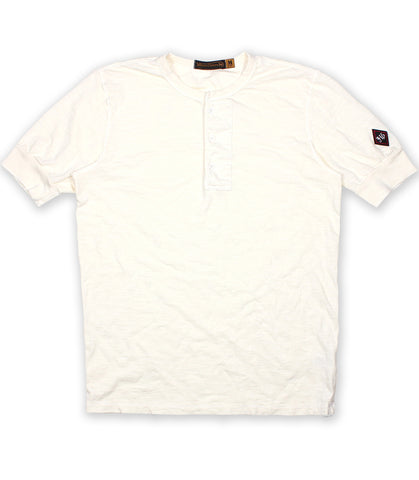 1849 Henley Dirty White