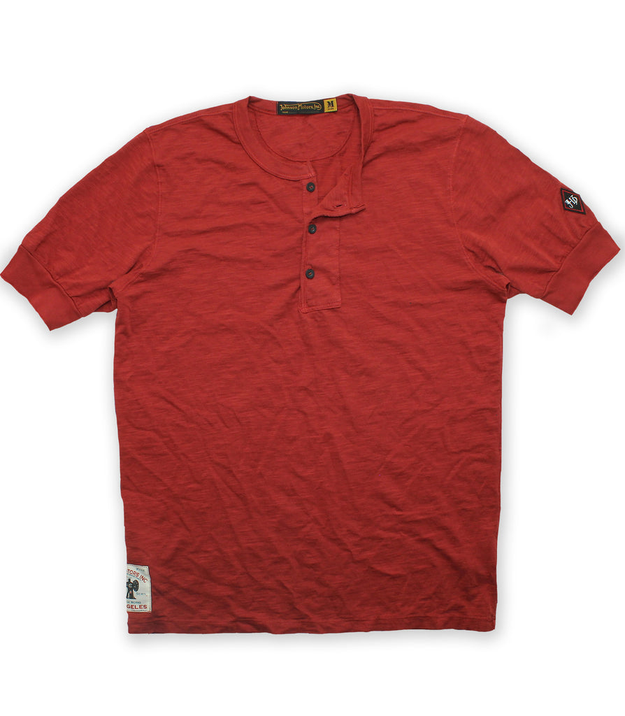 1849 Henley Sunset Red