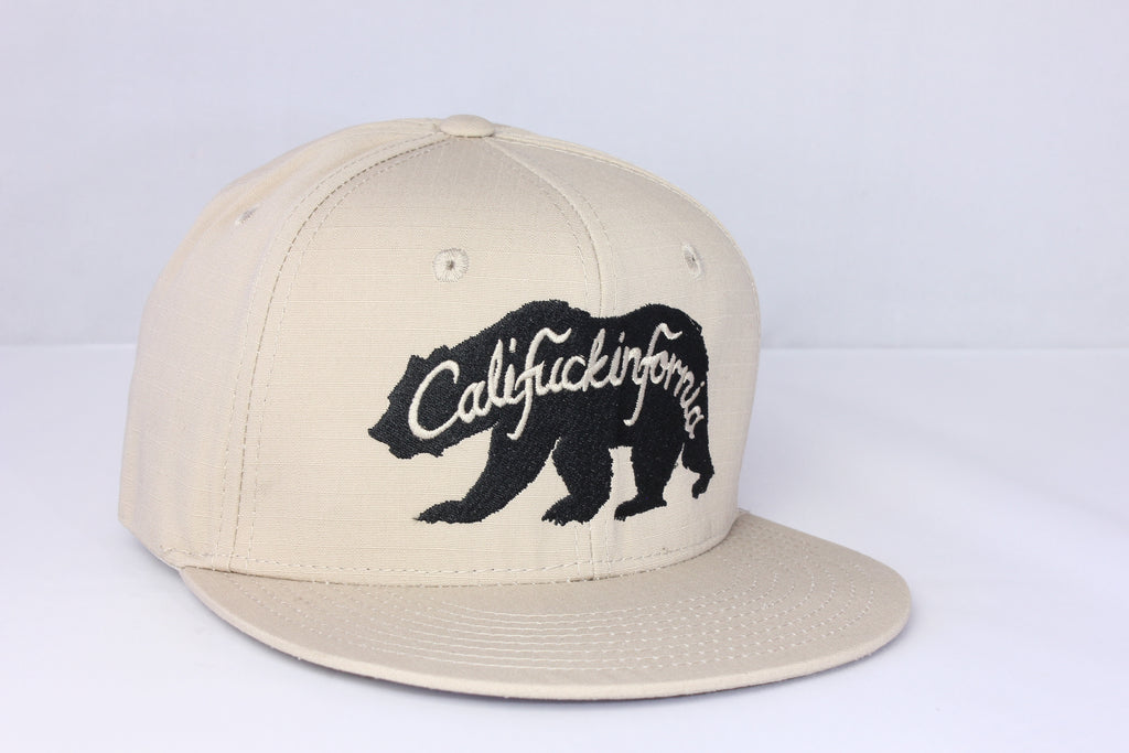Bear With It Cap