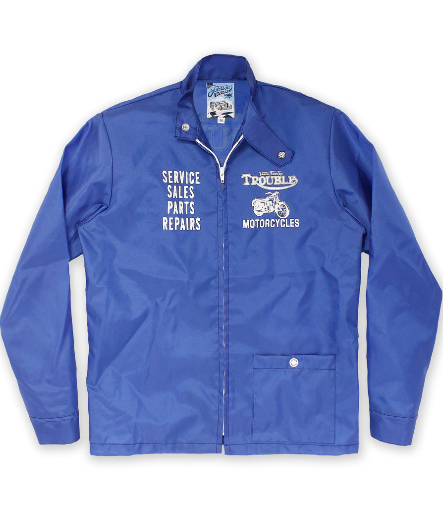 Trouble Motorcycles Jacket