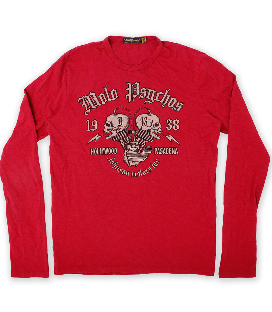 Moto Psychos Long Sleeve