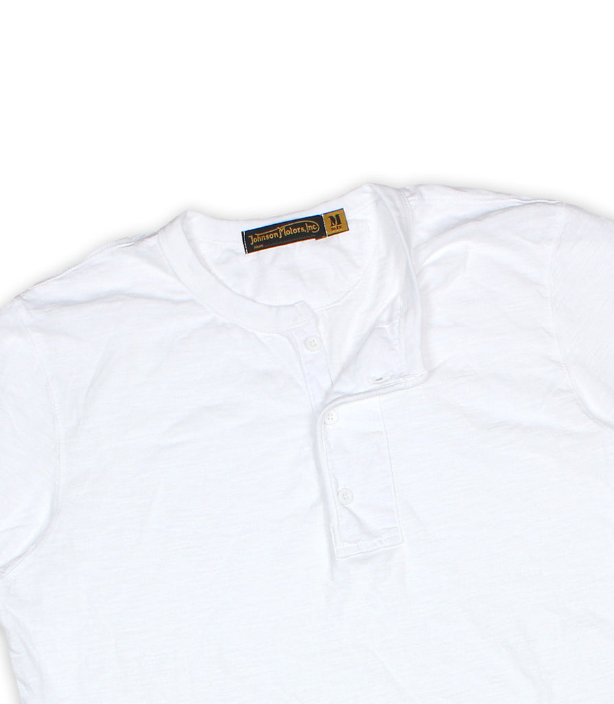 1849 Henley Optic White