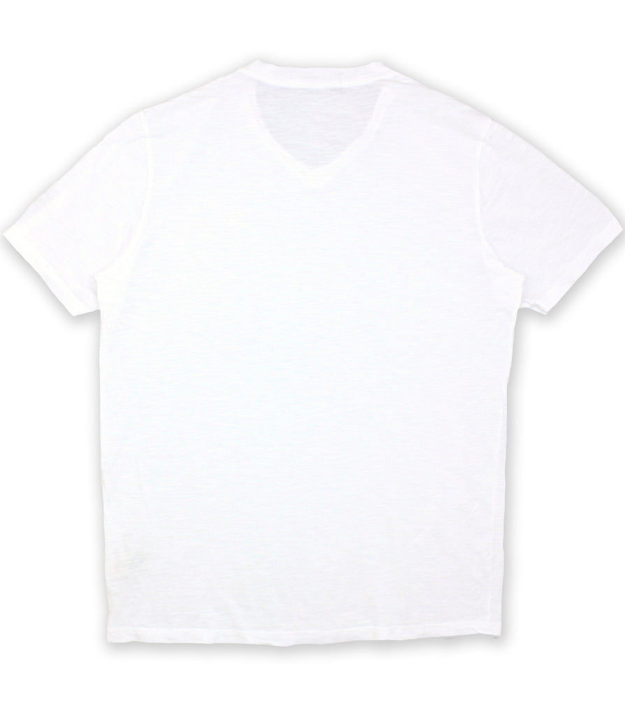 Blank Optic White V-Neck
