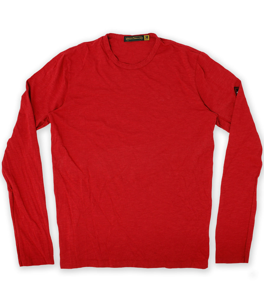 Cherry Red Longsleeve