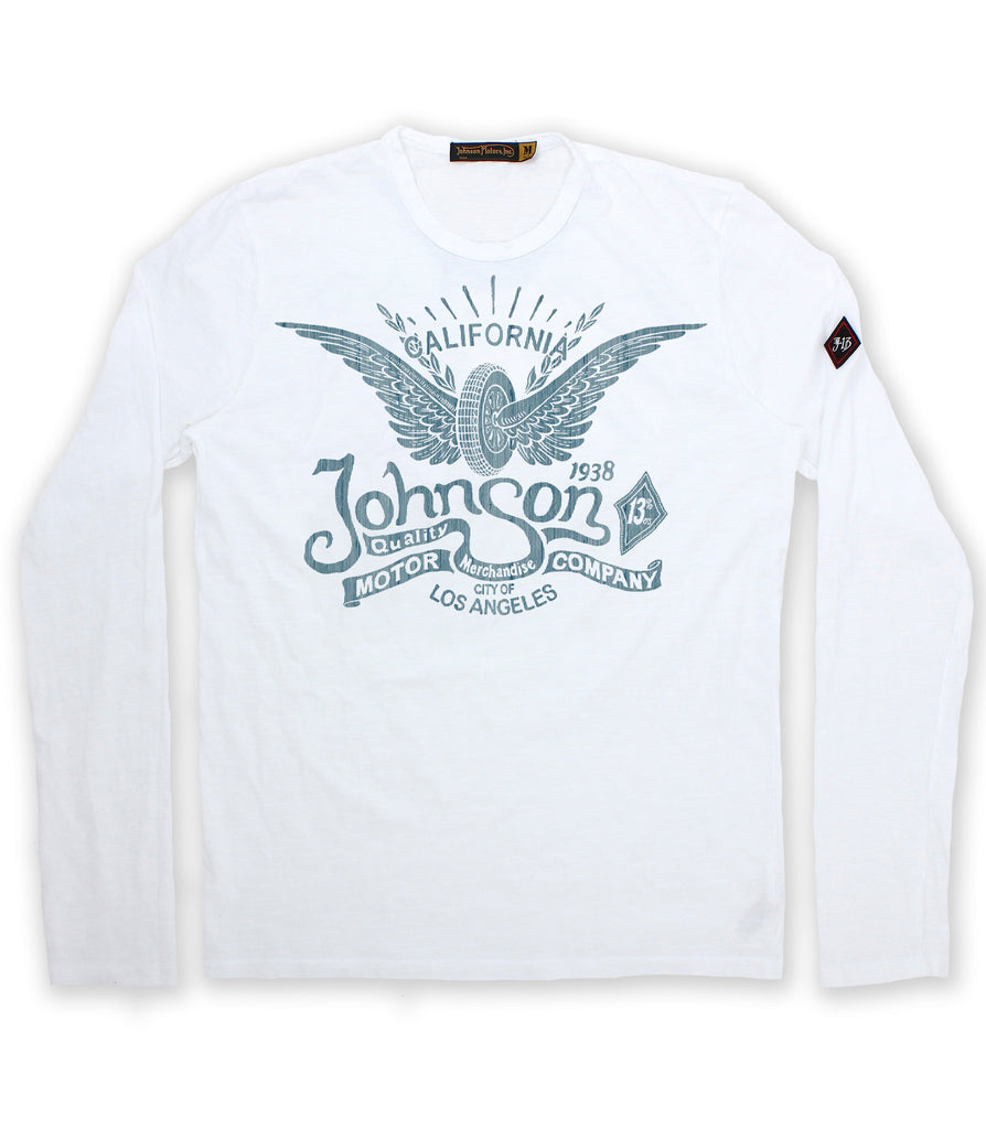 Rising Wheel Long Sleeve