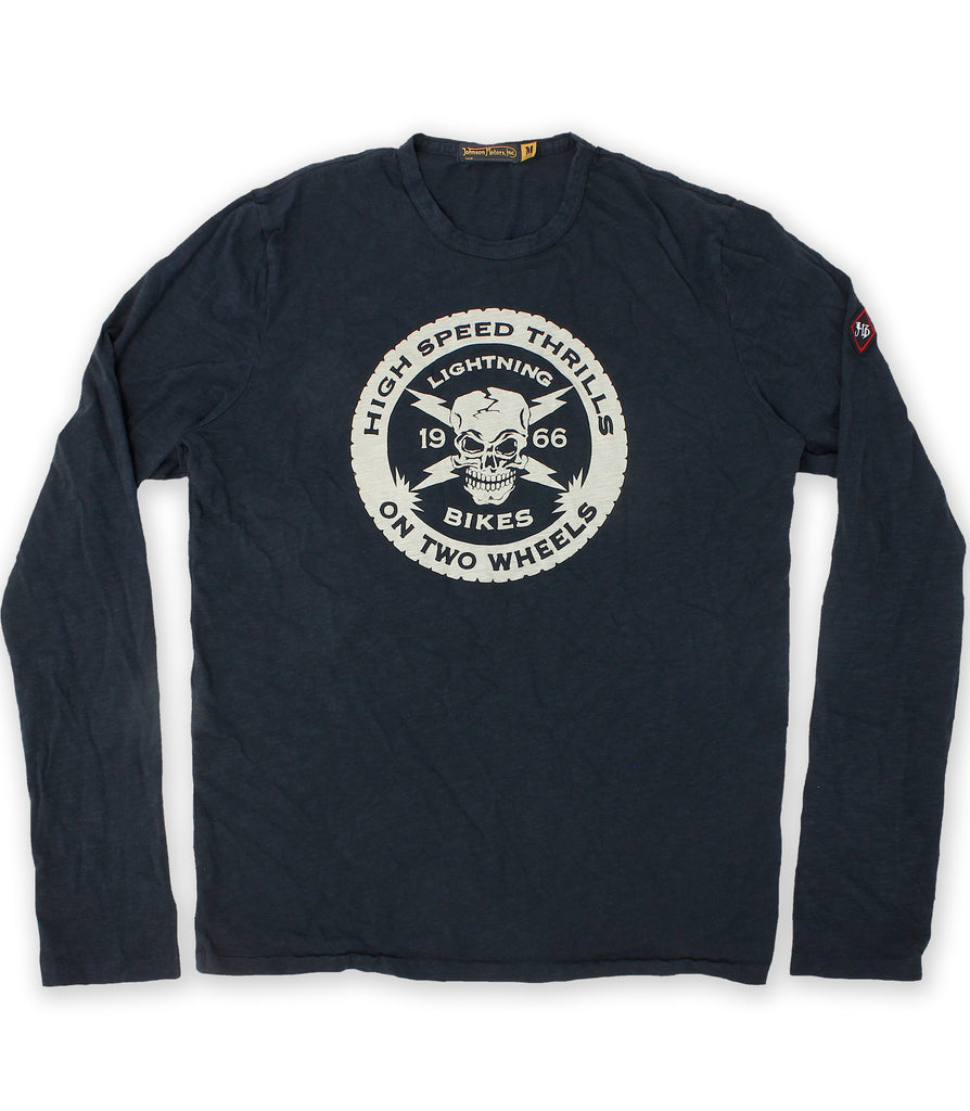 High Speed Thrills Long Sleeve